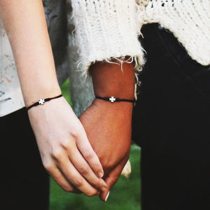 Bracelets -Together in Prayer Black