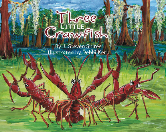 Book - Three Little Crawfish