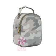 Seersucker Gum Drop Lunchbox - Snow Camo
