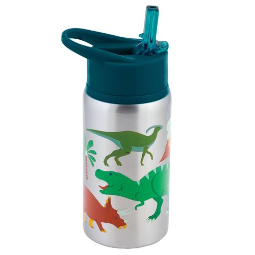 Stainless Steel Bottle - Dino