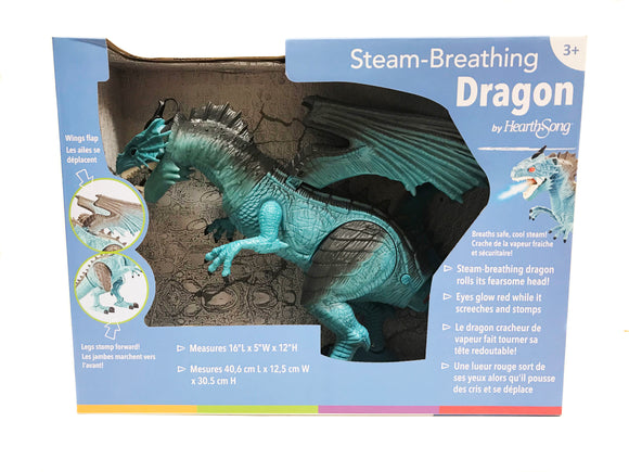 Steam-Breathing Dragon