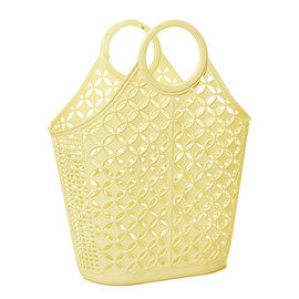Sun Jellies Atomic Tote - Yellow