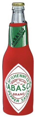 Tabasco Bottle Koozie