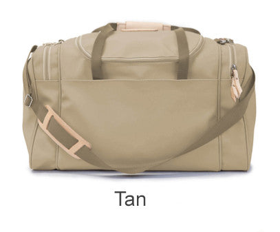 Jon Hart Square Medium Duffle Bag