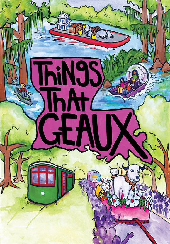 Book - Things That Geaux