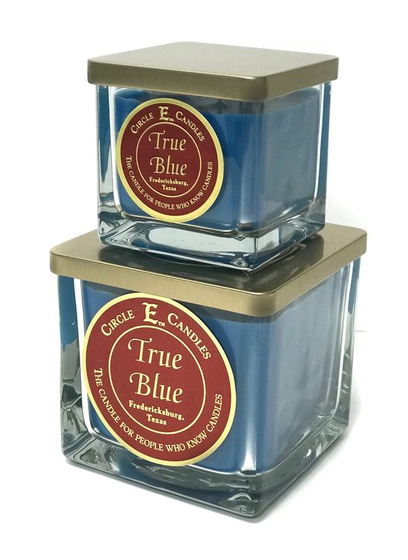 Circle E Candles - True Blue