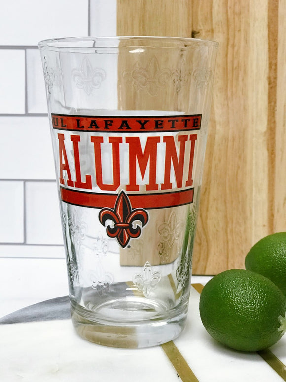 UL Pint Glass - ALUMNI