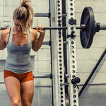 Squats build strength, grow glutes, and are a fundamental part of personal training programs for women especially.