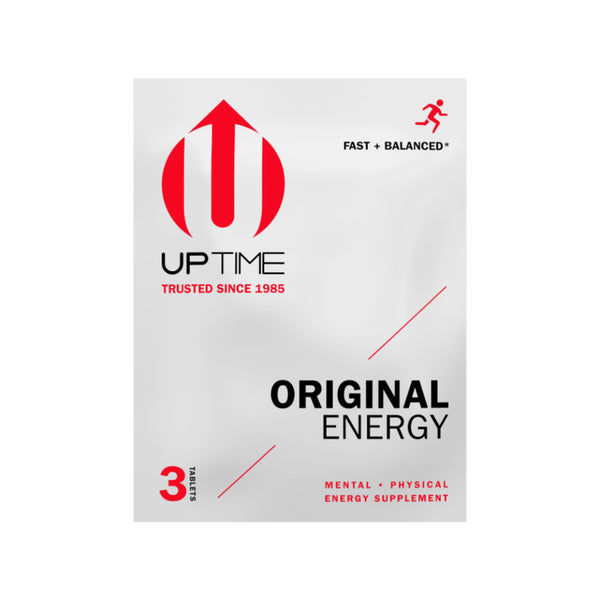 Original Energy Tablets - 3ct. Sachet (Case of 24 Sachets)
