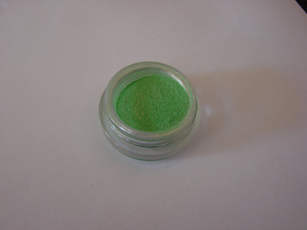 Eye Dust Pigment - Lime Green - ColourYourEyes.com