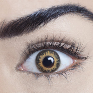 Coco Brown Colour Contact Lenses