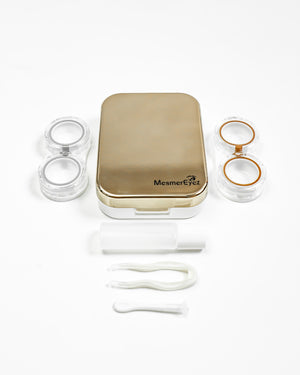 MesmerEyez Lens Case Kit
