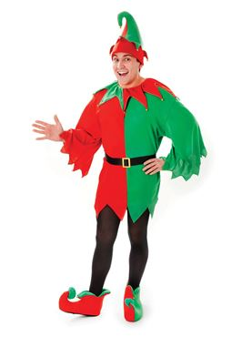 Adult Elf Costume - AC861 - ColourYourEyes.com