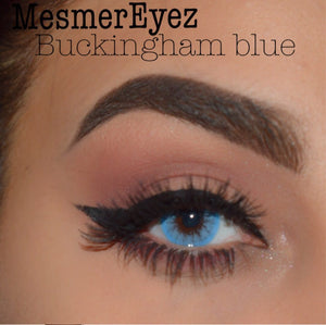 Buckingham Blue - ColourYourEyes.com
