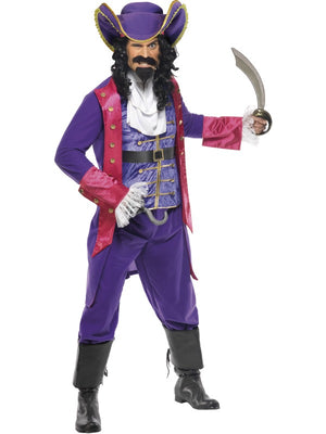 Captain Hook - 33013 - ColourYourEyes.com