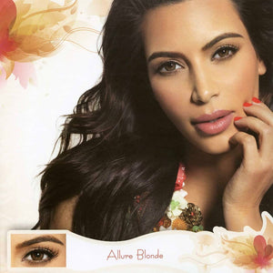 Bella Diamond - Allure Blonde (3 Monthly) - ColourYourEyes.com