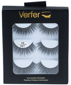 False eyelashes - 087 - ColourYourEyes.com