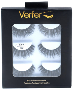 False eyelashes - 020 - ColourYourEyes.com