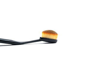 Pro Oval Make up Brushes - Small - ColourYourEyes.com