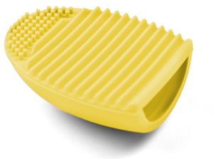 Brushegg Brush Cleaner - Yellow - ColourYourEyes.com