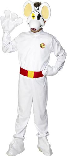 Danger Mouse (Kids) - 29478 - ColourYourEyes.com