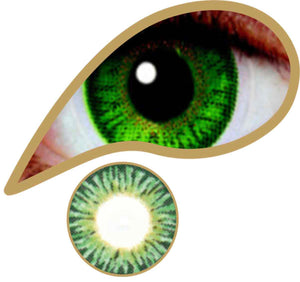 Persian Green - ColourYourEyes.com