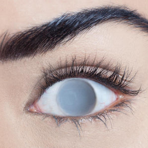 Grey Blind Colour Contact Lenses