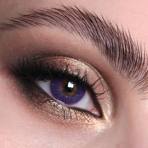 Lavender Colour Contact Lenses