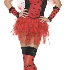 Lady Bug Dress - 31101