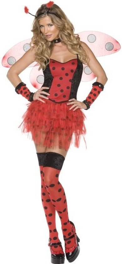 Lady Bug Dress - 31101 - ColourYourEyes.com