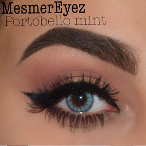 Portobello Mint - ColourYourEyes.com