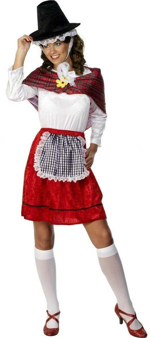 Traditional Welsh Dress - 31612 - ColourYourEyes.com