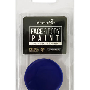 Blue Face & Body Paint