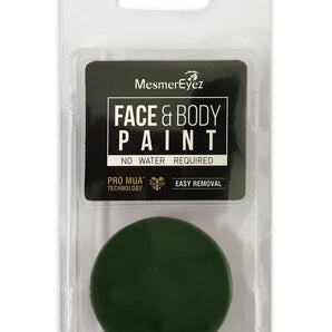 Green Face & Body Paint