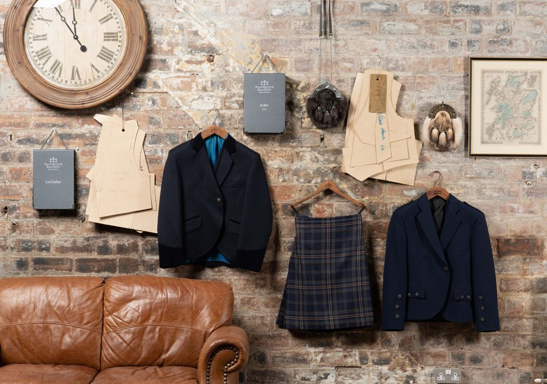 How to store your kilt - MacGregor and MacDuff