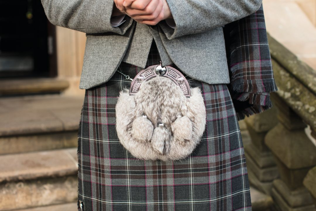 What do you wear under your kilt - MacGregor and MacDuff
