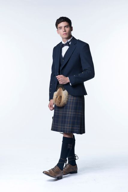 MacGregor and MacDuff Arran Mist Outfit