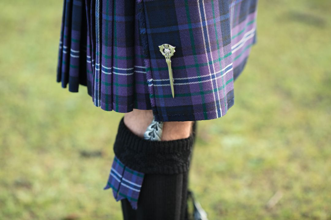 Who Can Wear a Kilt Outfit MacGregor and MacDuff