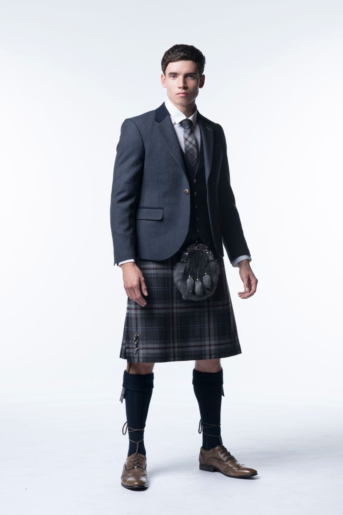 macgregorandmacduff Kilt Outfit Signature Collection Jacket Package