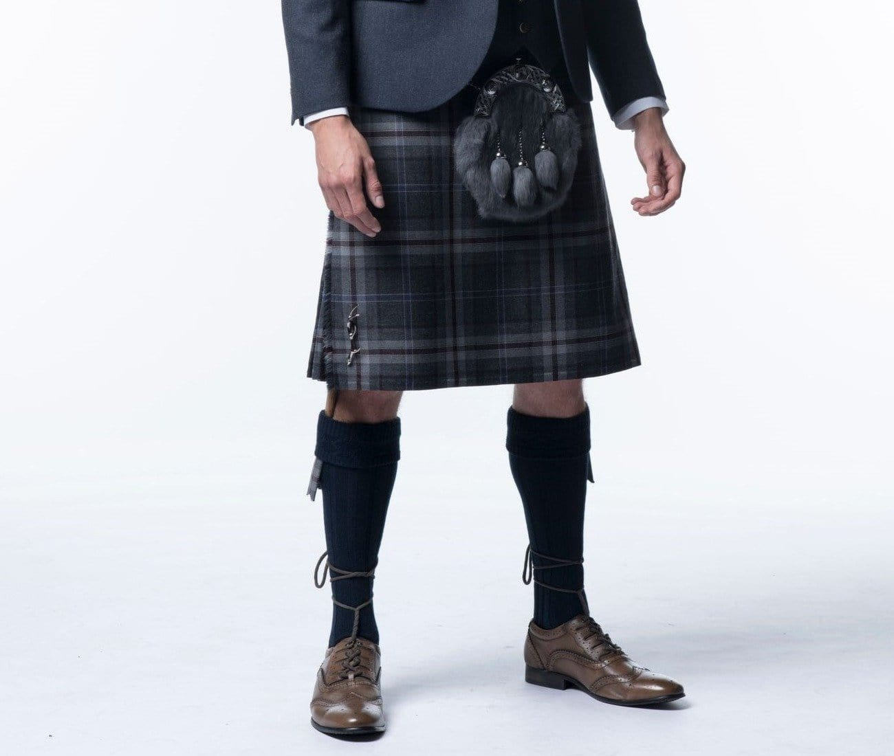 MacGregor MacDuff Made to Measure Islay Mist Kilt