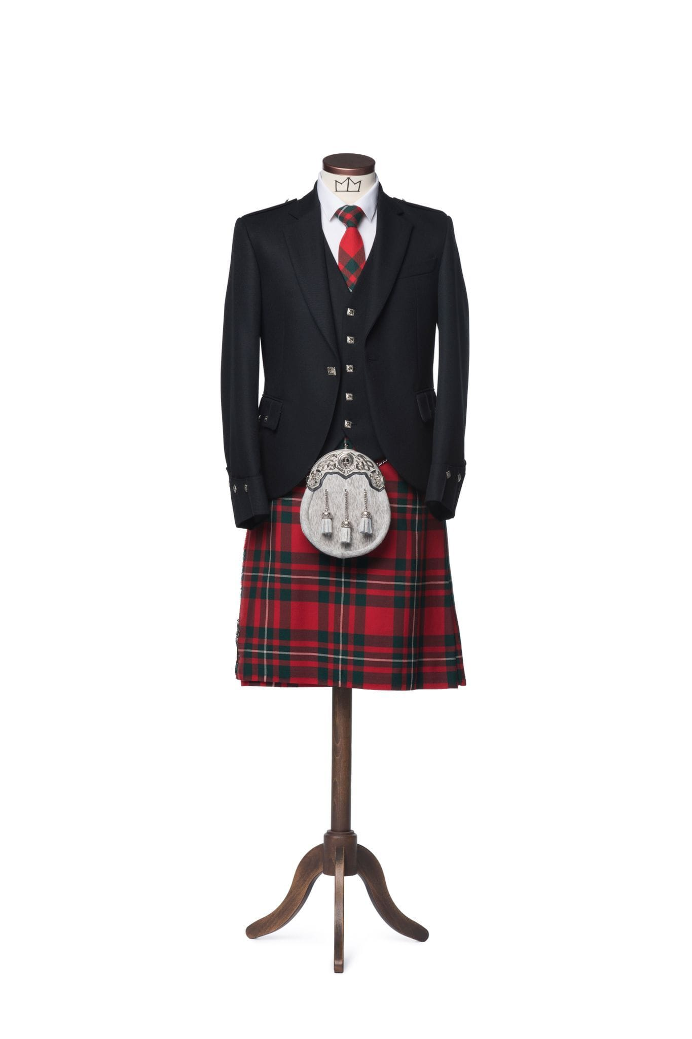 MacGregor and MacDuff Kilt Outfit MacGregor & MacDuff Argyll Package - Choose Your Tartan