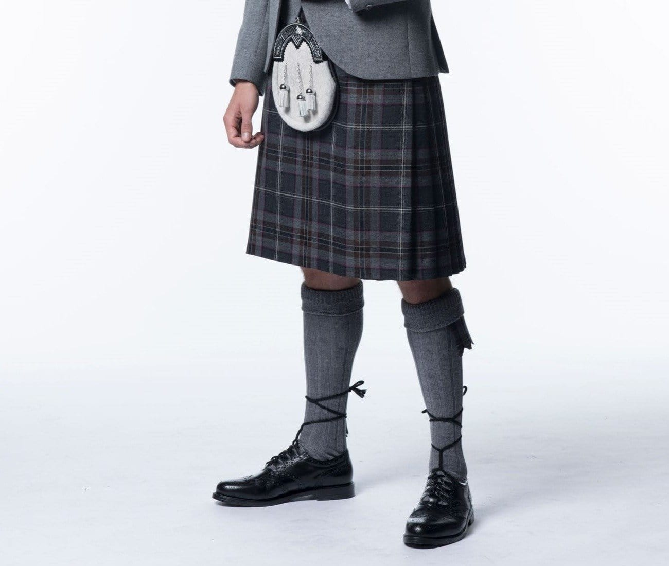 MacGregor MacDuff Made to Measure Lomond Mist Kilt
