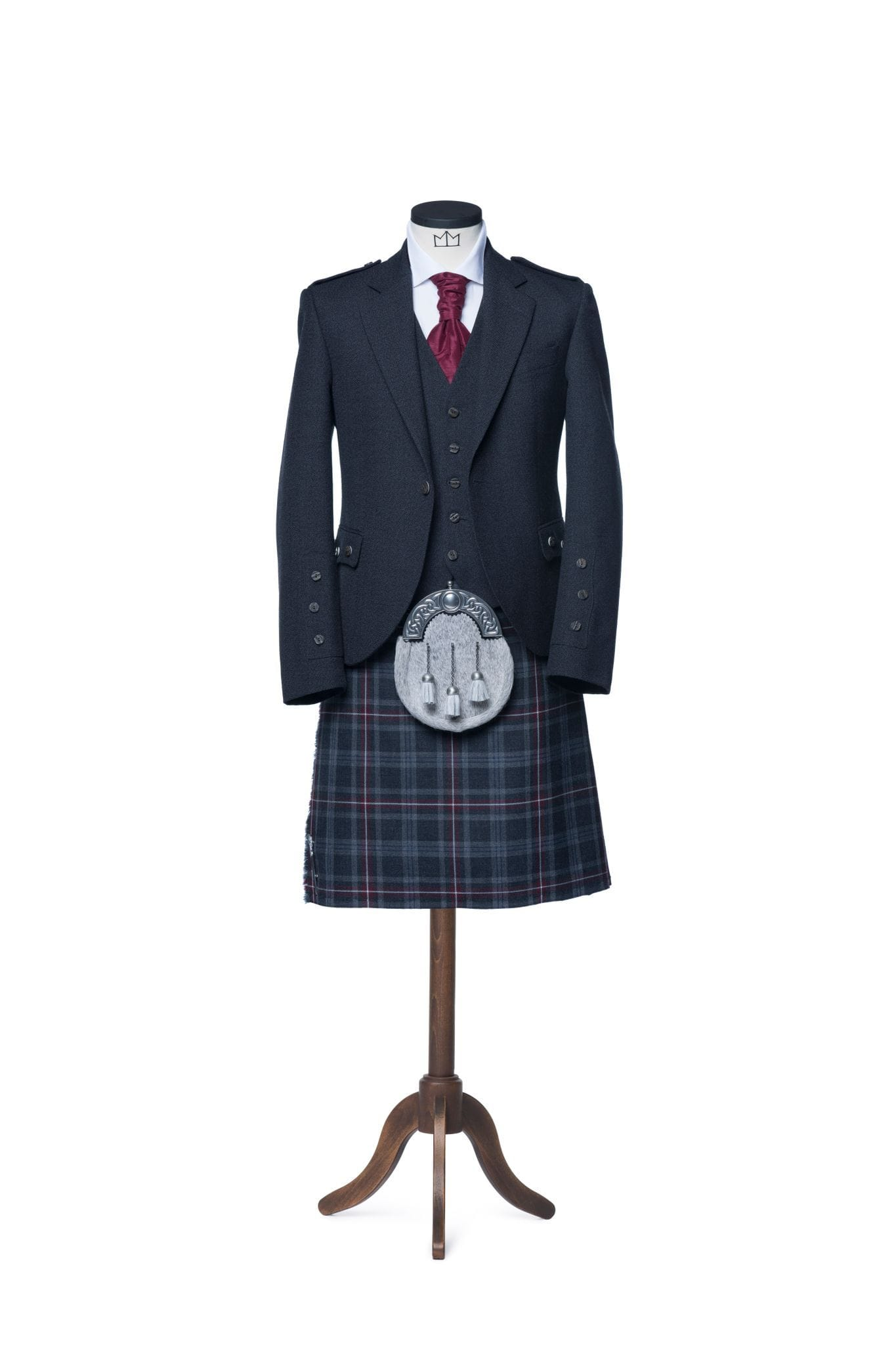 MacGregor and MacDuff Kilt Outfit MacGregor & MacDuff Oban Tweed Package - Choose Your Tartan