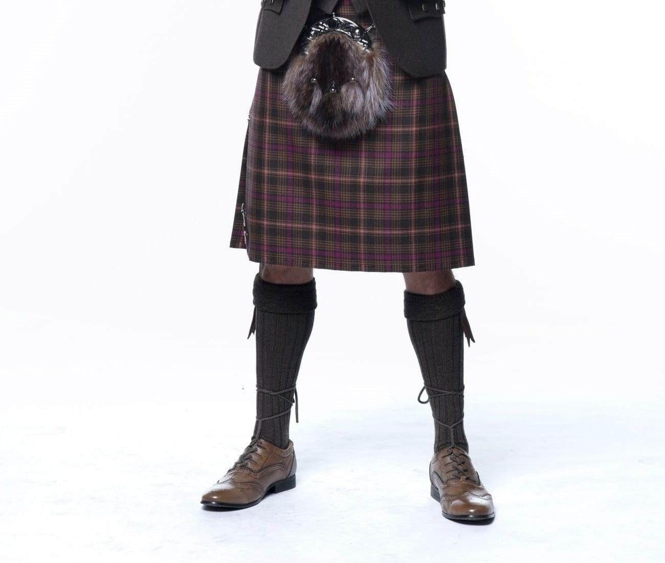 MacGregor MacDuff 8 Yard Fully Handmade Kilt - Choose Your Tartan