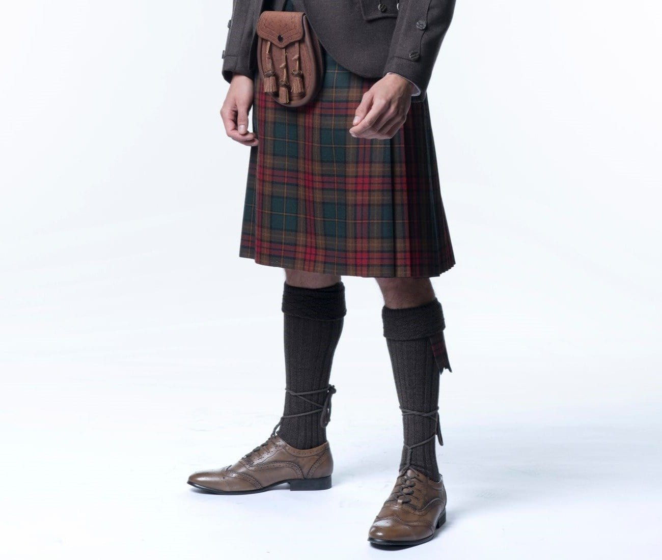 Made to Measure Kilt - Irish Tartans - MacGregor and MacDuff