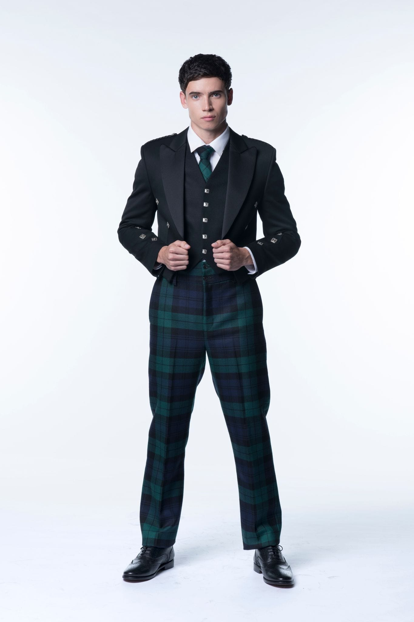 macgregorandmacduff Trousers & Trews Tartan Trews Package - Choose Your Tartan