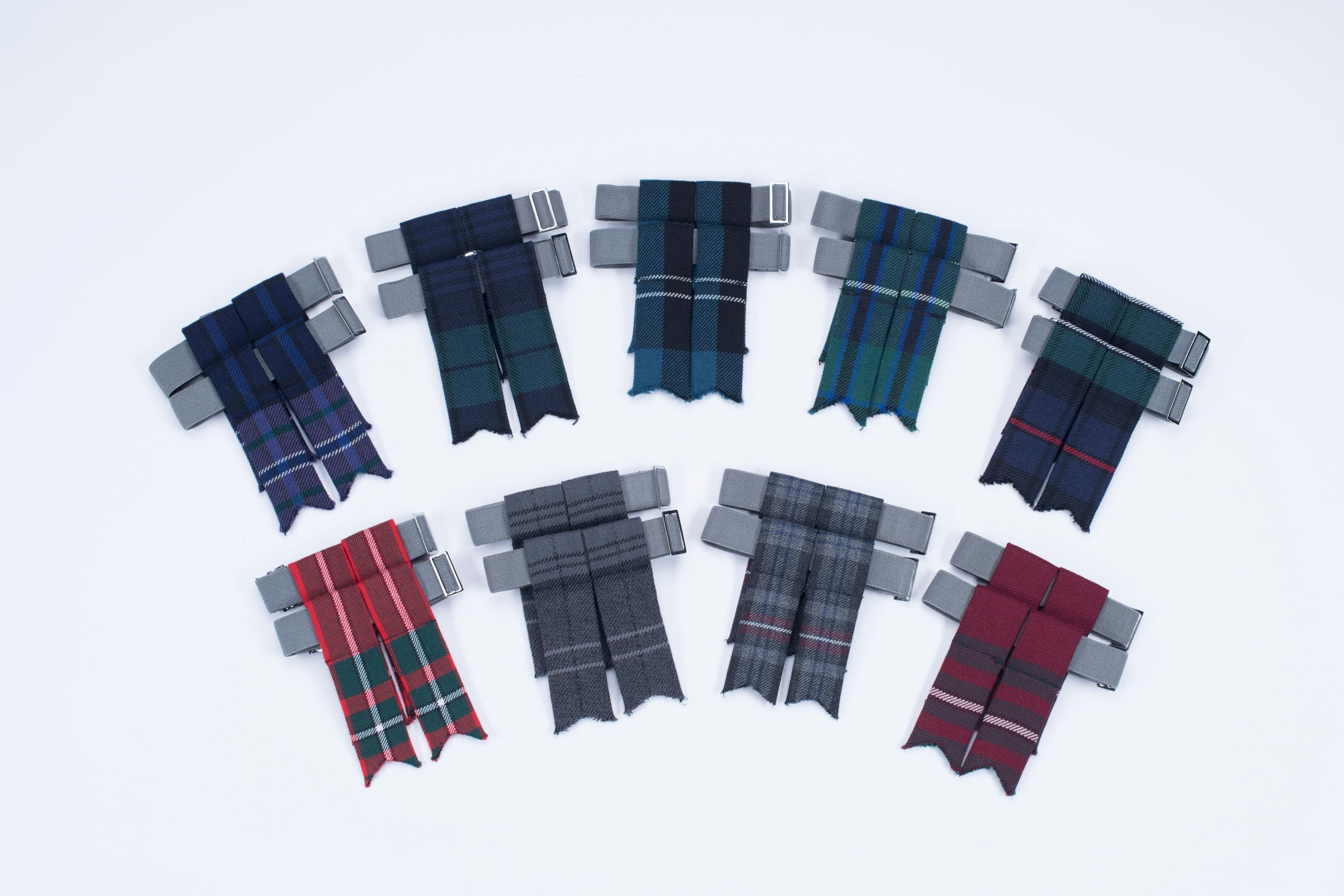macgregorandmacduff Shirts Ghillie Shirt Package - Choose Your Tartan