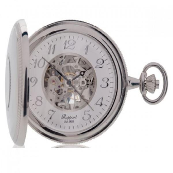 macgregorandmacduff Half Hunter Pocket Watch