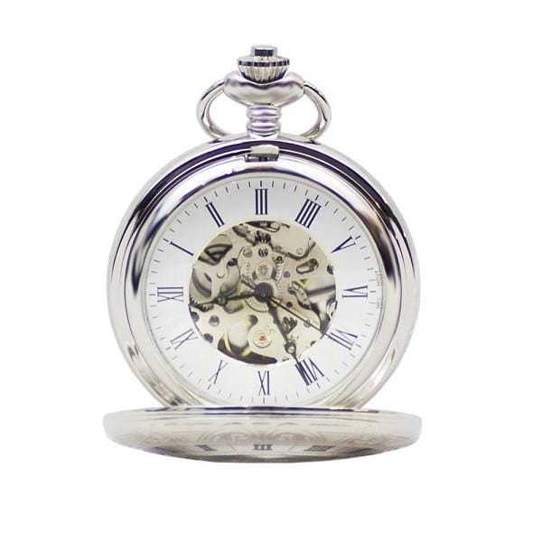 MacGregor MacDuff Pocket Watch Mechanical Windsor Prestige Pocket Watch (PW50 CB)