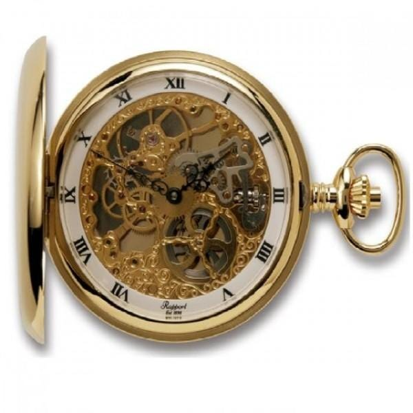 macgregorandmacduff Double Hunter Pocket Watch
